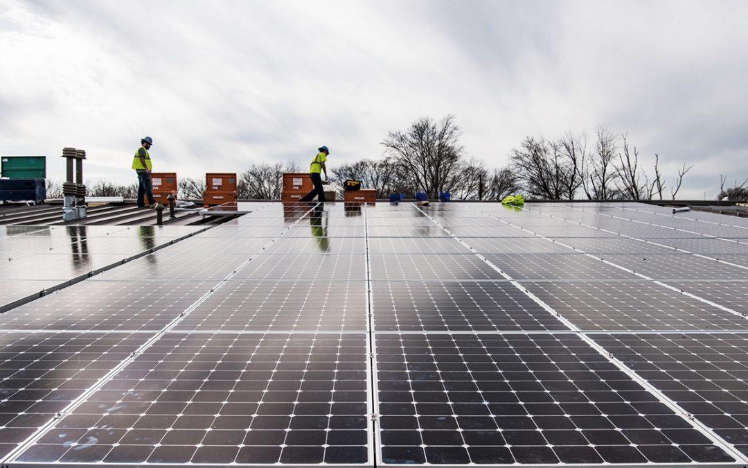 Placas Solares el nuevo Boom de las Naves Industriales