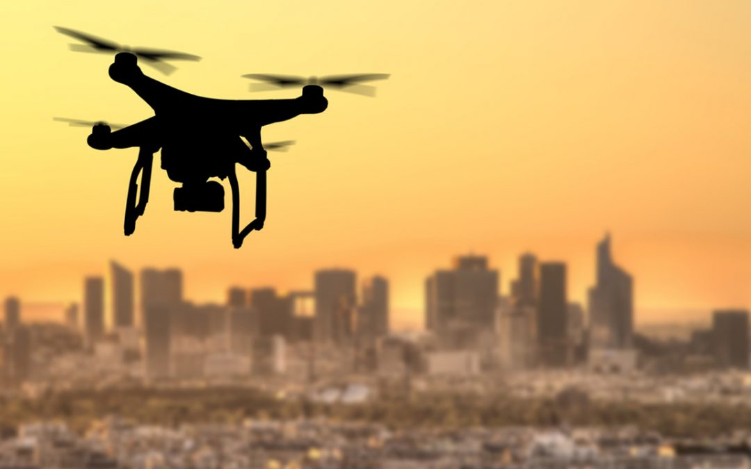 Dron: El nuevo aliado del sector industrial